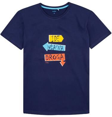 Endo - T-shirt męski Q71G012_1