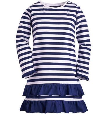 Endo - Sukienka z falbankami dla dziewczynki 3-8 lat D81H007_1