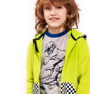 Endo - T-shirt z krótkim rękawem dla chłopca 3-8 lat C91G025_1