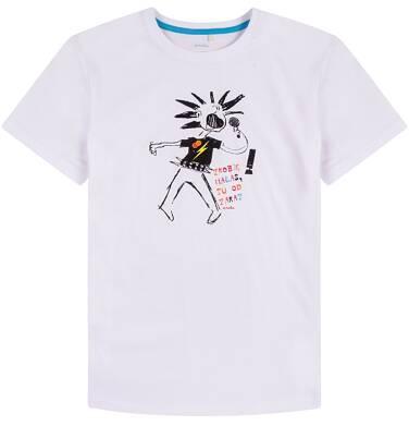 Endo - T-shirt męski Q71G014_1