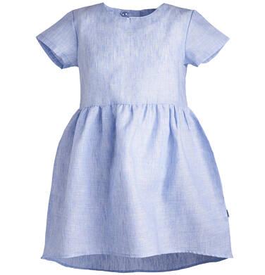 Sukienka z krótkim rękawem dla dziewczynki 3-8 lat D81H018_2