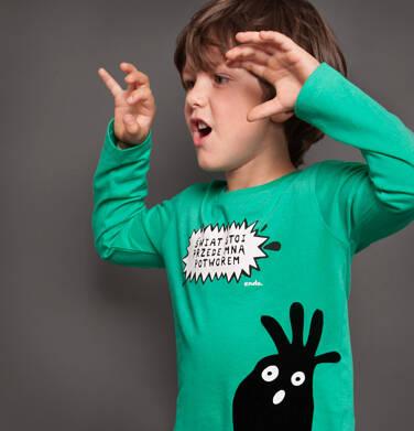 Endo - T-shirt z długim rękawem dla chłopca 3-8 lat C92G096_1