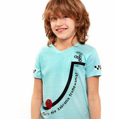 Endo - T-shirt z krótkim rękawem dla chłopca 3-8 lat C91G027_1
