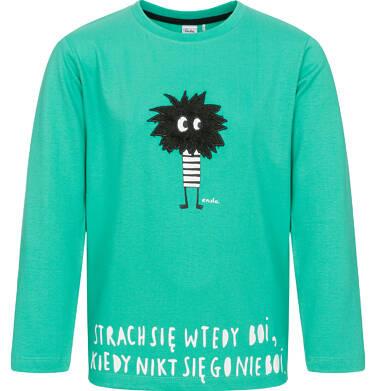 Endo - T-shirt z długim rękawem dla chłopca 3-8 lat C92G097_1