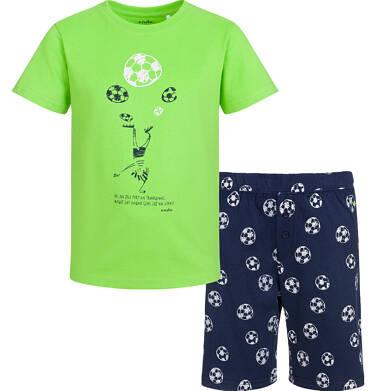 Endo - Piżama z krótkim rękawem dla chłopca, ze sportowym motywem, 2-8 lat C03V004_1