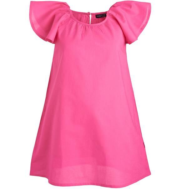 e4e47ed1c7 Endo - Sukienka z krótkim rękawem dla dziewczynki 3-8 lat D81H055 1. ‹ ›
