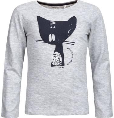 Endo - T-shirt dla dziewczynki 3-8 lat D82G046_2