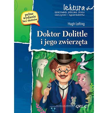 Endo - Doktor Dolittle i jego zwierzęta BK92039_1