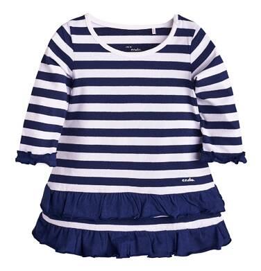 Endo - Sukienka z falbankami dla dziecka 6-36 m-cy N81H004_1