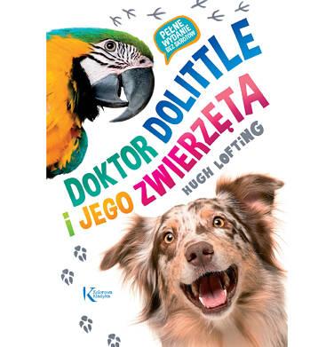 Endo - Doktor Dolittle i jego zwierzęta. Kolorowa klasyka. BK92040_1