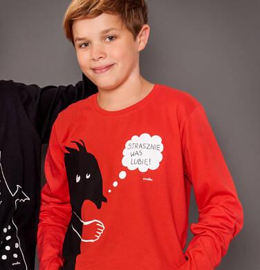 Endo - T-shirt z długim rękawem dla chłopca 3-8 lat C92G098_1
