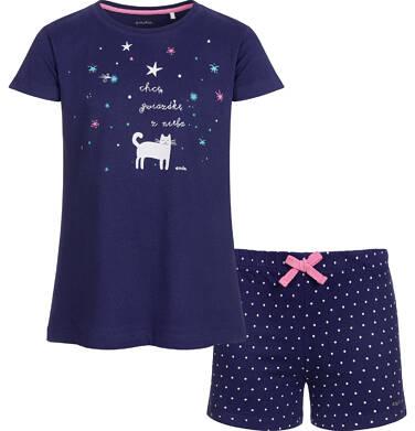 Endo - Piżama z krótkim rękawem dla dziewczynki, chcę gwiazdkę z nieba, 2-8 lat D03V003_1 12