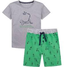Piżama męska z krótkimi spodenkami Q71V004_1