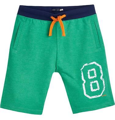 Endo - Spodnie krótkie dla chłopca 3-8 lat C81K018_2