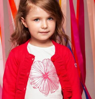 Endo - T-shirt dla dziewczynki 3-8 lat D82G072_1