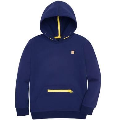 Endo - Ciepła bluza przez głowę z kapturem dla chłopca 3-8 lat C72C019_1