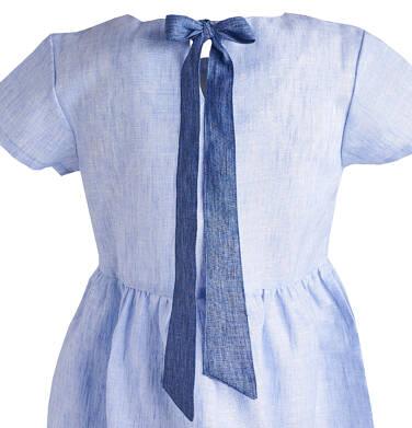 Endo - Sukienka z krótkim rękawem dla dziewczynki 9-13 lat D81H518_2