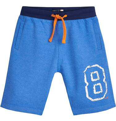 Endo - Spodnie krótkie dla chłopca 3-8 lat C81K018_1