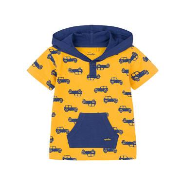T-shirt dla dziecka 0-3 lata N91G095_1