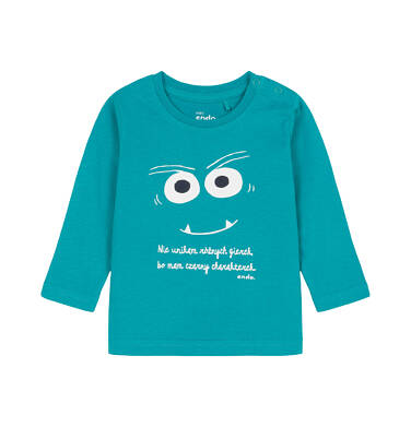 Endo - T-shirt z długim rękawem dla dziecka 0-3 lata N92G042_1
