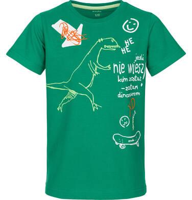 Endo - T-shirt z krótkim rękawem dla chłopca 3-8 lat C91G032_1