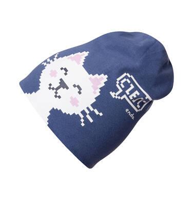 Endo - Czapka dla dziecka, z kotem N04R002_1 16