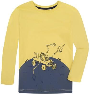 Endo - T-shirt z długim rękawem dla chłopca 9-13 lat C72G577_1