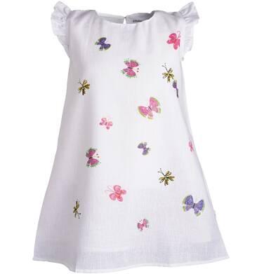 Endo - Sukienka z krótkim rękawem dla dziewczynki 9-13 lat D81H520_1