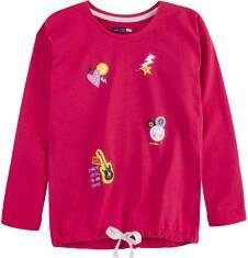 Endo - Bluza typu tunika przez głowę  dla dziewczynki 4-8 lat D71C016_1