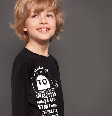 Endo - T-shirt z długim rękawem dla chłopca 3-8 lat C92G101_1