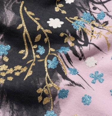Endo - T-shirt z krótkim rękawem dla dziewczynki, z jednorożcem, różowy, 9-13 lat D05G003_1,2