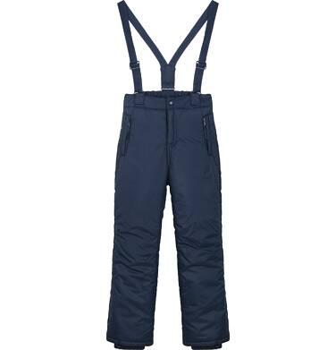 Endo - Spodnie ocieplane dla chłopca 9-13 lat C82K510_1