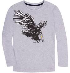 Endo - T-shirt z długim rękawem dla chłopca 3-8 lat C72G131_1