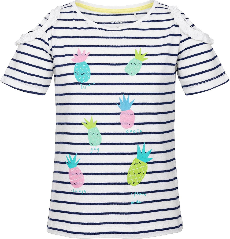 Endo - Bluzka dla dziewczynki 3-8 lat D91G027_1