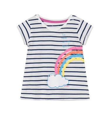 T-shirt dla dziecka 0-3 lata N91G046_1