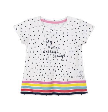 T-shirt dla dziecka 0-3 lata N91G047_1