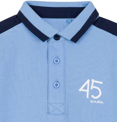 Endo - Koszulka polo z krótkim rękawem dla dziecka 0-3 lat N91G096_2