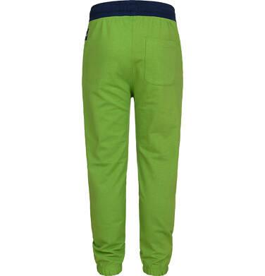 Endo - Spodnie dresowe dla chłopca, zielone, 9-13 lat C05K014_1,3