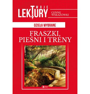 Endo - Fraszki, pieśni, treny. Twoje lektury (twarda oprawa) BK92054_1