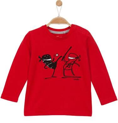 Endo - T-shirt z długim rękawem dla niemowlaka N62G017_1