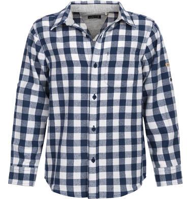 Endo - Koszula flanelowa w kratę dla chłopca 3-8 lat C82F003_1