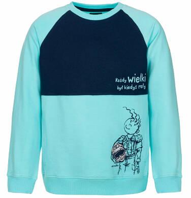 Endo - Bluza nierozpinana dla chłopca 9-13 lat C91C513_1