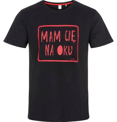 Endo - T-shirt męski z krótkim rękawem Q92G006_1