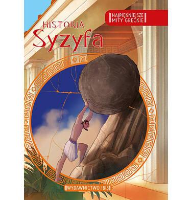 Endo - Historia Syzyfa. Najpiękniejsze mity greckie BK92058_1