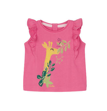 T-shirt dla dziecka 0-3 lata N91G116_1