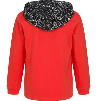 Endo - Bluza z kapturem dla chłopca, ciągle nawijam, czerwona, 9-13 lat C92C520_1