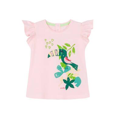 T-shirt dla dziecka 0-3 lata N91G117_1
