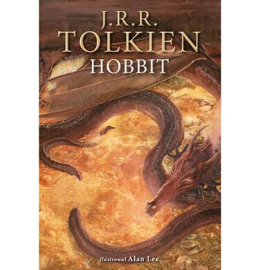 Endo - Hobbit. Wersja ilustrowana BK92060_1