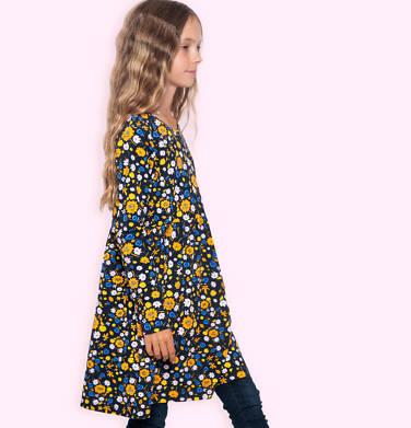Endo - Sukienka z długim rękawem, kolorowy deseń, 9-13 lat D04H002_3 17