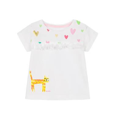 Endo - T-shirt z krótkim rękawem dla dziecka 0-3 lata N91G132_1